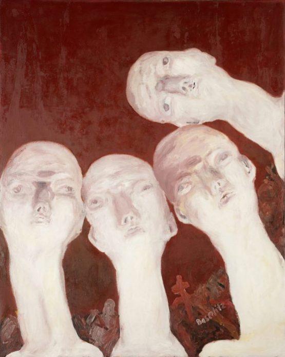 Georg Baselitz, Oberon, Art On Screen - News - [AOS] Magazine