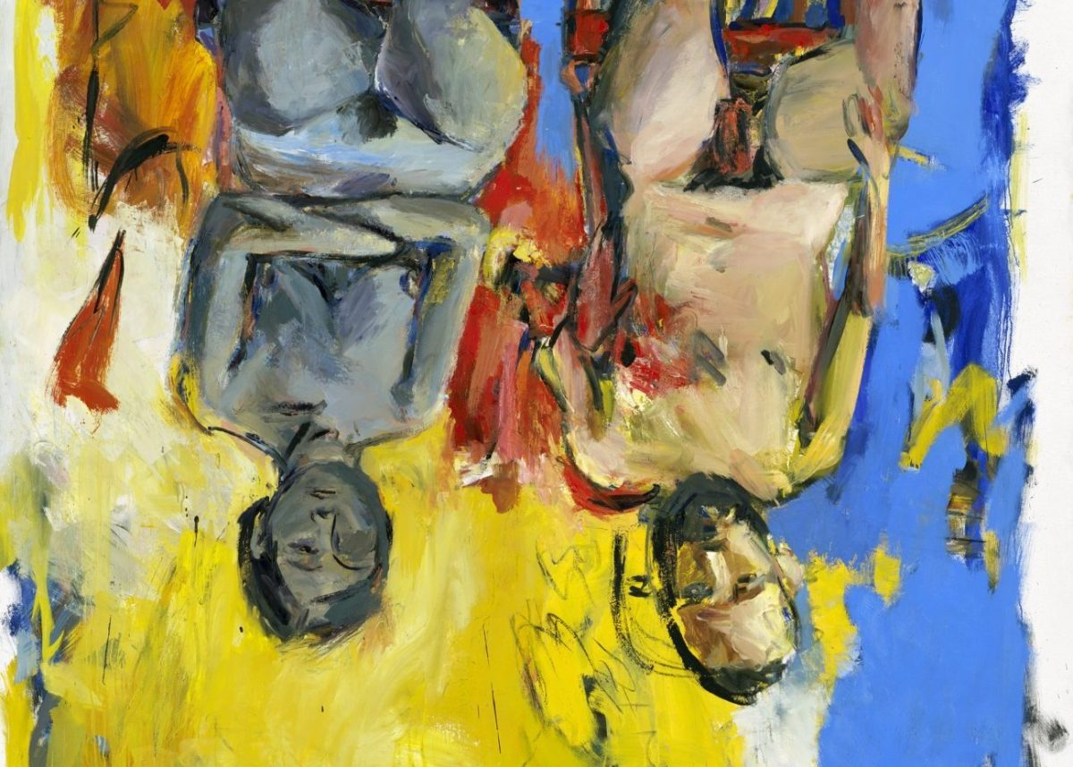 Georg Baselitz Retrospektive
