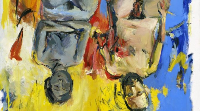 Georg Baselitz, Schlafzimmer, Art On Screen - News - [AOS] Magazine