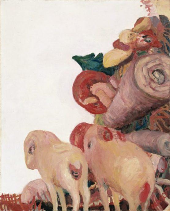 Georg Baselitz, Sommermorgen, Art On Screen - News - [AOS] Magazine
