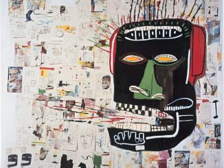 Jean-Michel Basquiat Ausstellung, Basquiat. Boom for Real, Jean-Michel Basquiat, Glenn, 1984, Art On Screen - News - [AOS] Magazine
