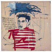 Basquiat. Boom for Real, Jean-Michel Basquiat, Untitled (Pablo Picasso), Art On Screen - News - [AOS] Magazine