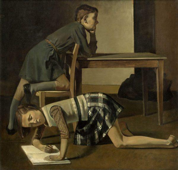BALTHUS - LES ENFANTS BLANCHARD, Art On Screen - NEWS - [AOS] Magazine