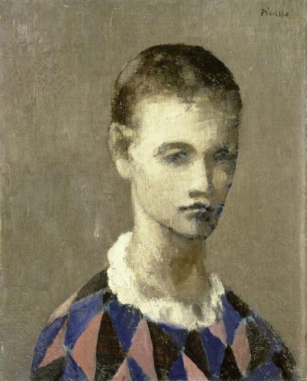 Picasso in Blau und Rosa, Pablo Picasso, Fondation Beyler