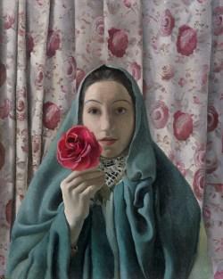 Die Wiener Moderne, Wien um 1900, Aufbruch in die Moderne, GRETA FREIST - La Femme aux Roses, GRETA FREIST, La Femme aux Roses, Ausstellung in Wien, Leopold Museum,