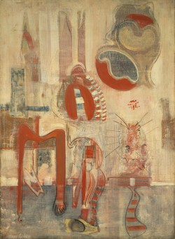 Erstmals in Österreich, Mark Rothko - Room in Karnak, Mark Rothko, Bilder, Rothko Werke, Rothko Retrospektive im KHM, Kunsthistorisches Museum