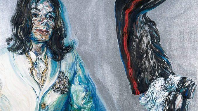 Michael Jackson, On the Wall, King of Pop, National Portrait Gallery, London, Bundeskunsthalle Bonn,