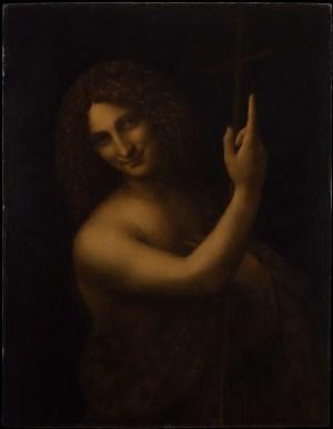 Leonardo da Vinci, Johannes der Täufer