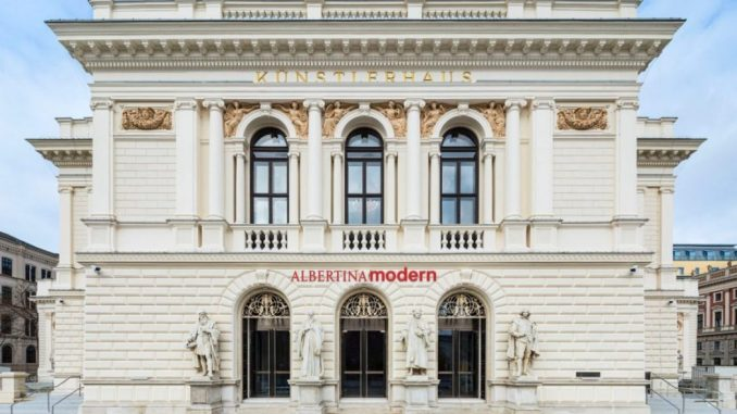 Albertina Modern, Das neue Künstlerhaus, Kunst der Gegenwart