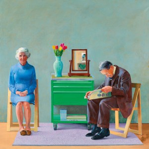 David Hockney, My Parents, David Hockney My Parents, tate, Bucerius Kunst Forum