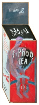 David Hockney Werke, Tea Painting, tate,