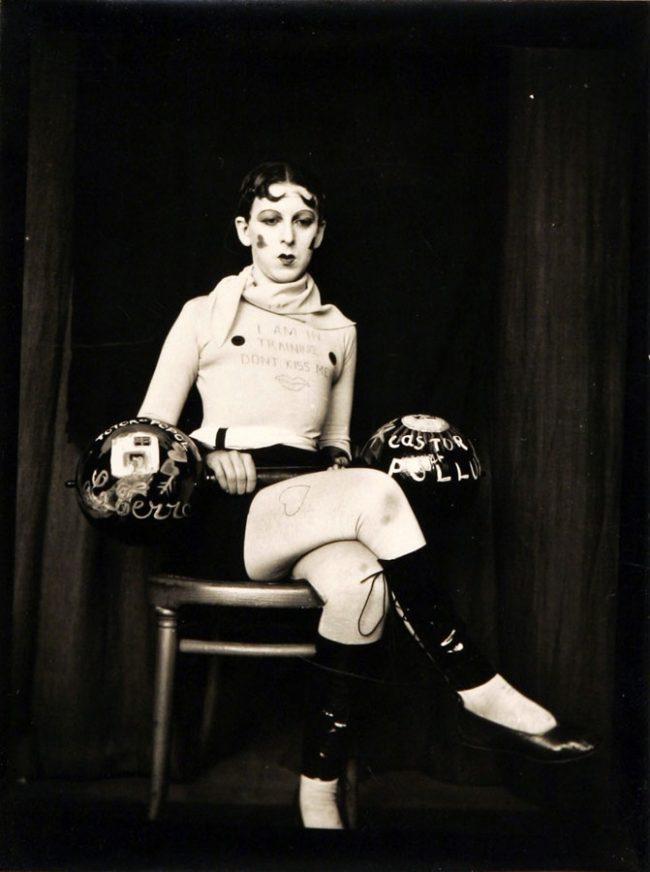 Claude Cahun, Selbstporträt, Fantastische Frauen, Surreale Welten, Ausstellung in der Schirn
