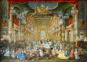 Francois Rousseau: Bönn'sches Ballstück, Bundeskunsthalle Bonn,