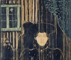 Edvard Munch Das kranke Kind I, 1896-97 Privatsammlung Courtesy Galleri K, Oslo © Reto Rodolfo Pedrini, Zürich