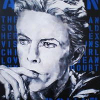 DAVID BOWIE - Der Andy Warhol der Popmusik - Let´s Dance - China Girl...