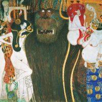 Der Beethovenfries von Gustav Klimt und die Wiener Secession