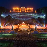 Sommernachtskonzert Schönbrunn der Wiener Philharmoniker