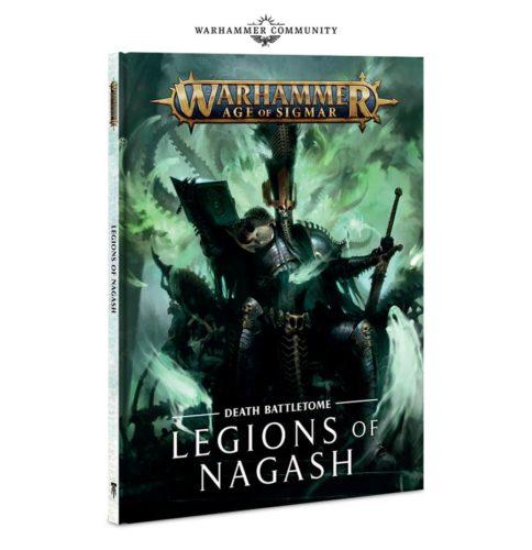 Battletome: Legion of Nagash