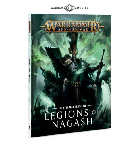 Battletome: Legion of Nagash