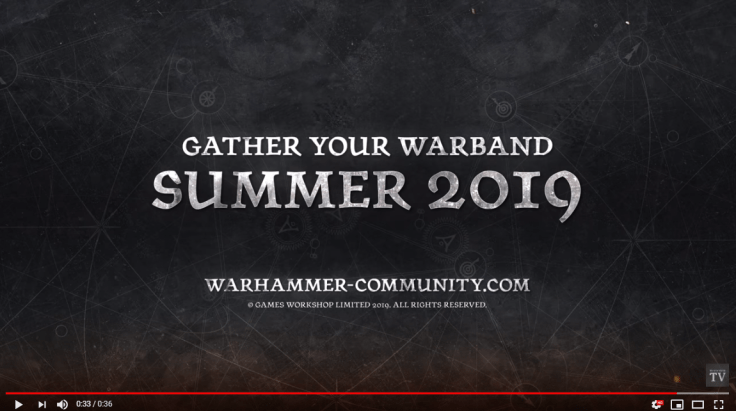 Warcry: a new Age of Sigmar game - all the information, no pop-ups!