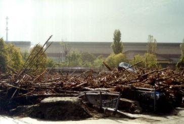 """21 anni fa l'alluvione, Lavevaz e Marzi: fu """"severa lezione impartita dal territorio"""""""