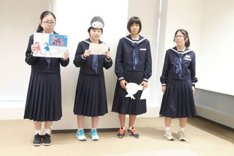 45496828 743216866030297 673141020187164672 n - 2018年11月7日青森県東北中学校AFS(AOsukiフューチャーズゼミ)開催しました。