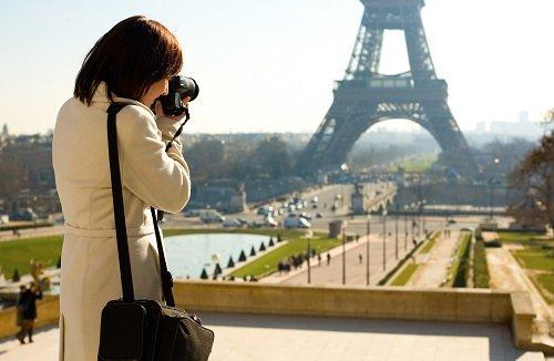 Viajar sozinho Para viver a cultura paris
