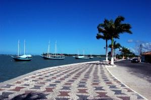 melhores lugares para viajar no Brasil sozinho - porto seguro
