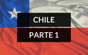 CHILE-PARTE-1 Turismo no Chile, o que fazer? ( Parte 1)