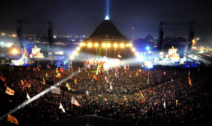 onde ir em junho 27 - Festival de Glastonbury