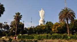 roteiro santiago 7 a 10 dias - cerro san cristobal