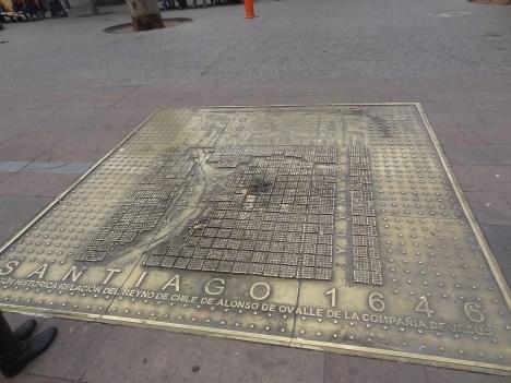 roteiro-santiago-7-a-10-dias-mapa-chile-antigo Roteiro Santiago e Região 7 a 10 dias (Completíssimo)