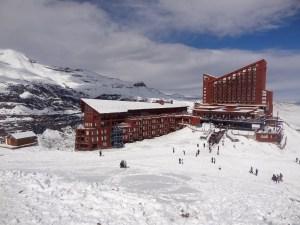 roteiro santiago 7 a 10 dias - valle nevado