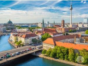 20 Cidades do mundo para visitar ao menos uma vez - berlim