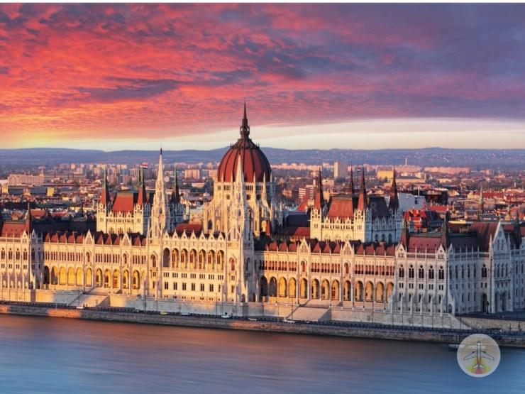 20 Cidades do mundo para visitar ao menos uma vez - budapeste
