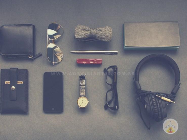 Como planejar sua viagem internacional - pegue suas coisas