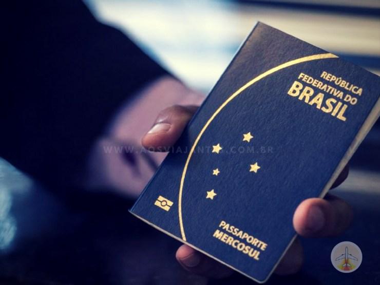 como fazer passaporte buscar o passaporte