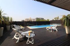 onde-ficar-em-santiago-do-chile-melhores-hotéis-terrance-piscina Onde ficar em Santiago do Chile melhores hotéis !