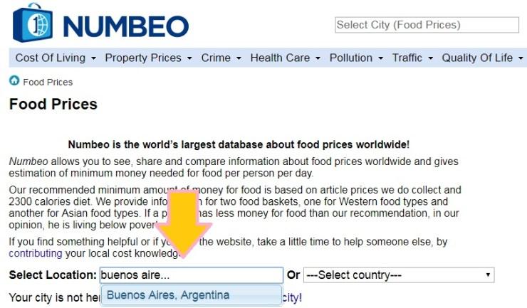 quanto-vou-gastar-na-viagem-site-compara-custos-numbeo-1 Quanto vou gastar na viagem? Site compara custos entre cidades!