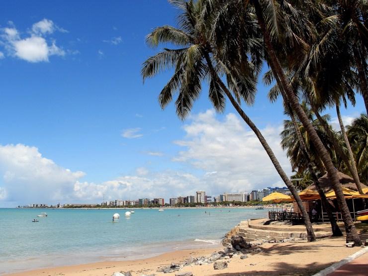 Dicas de viagem para feriados do Brasil em 2018 maceio