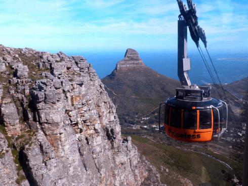 Roteiro Cidade do Cabo 4 a 7 dias cablecar 2