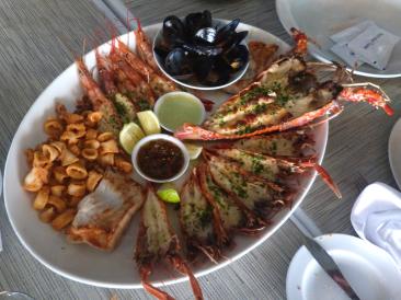 Roteiro Cidade do Cabo 4 a 7 dias restaurante two oceans 2