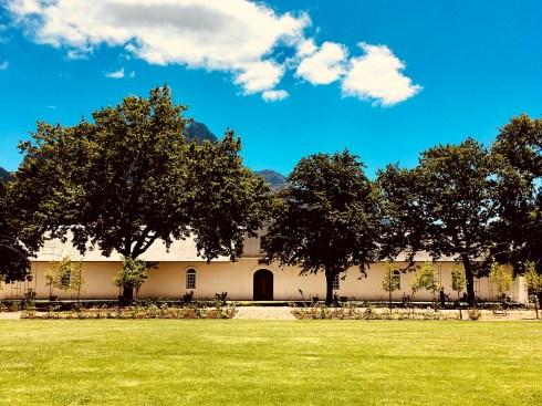 Rota dos vinhos em Cape Town Stellenbosch e Franschhoek boschendal