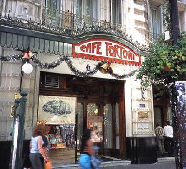 restaurantes-em-buenos-aires-cafe-tortoni Restaurantes em Buenos Aires - Guia de bolso