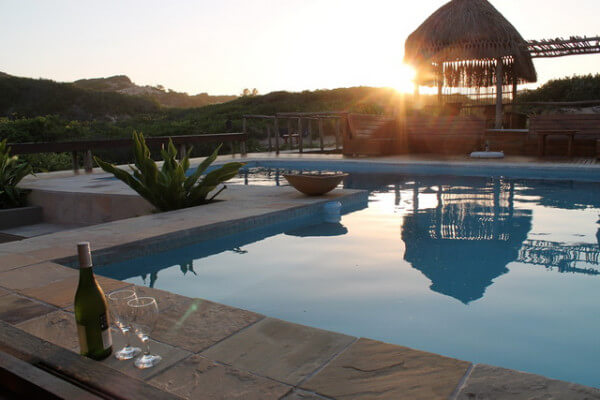 Mozambique-lodge