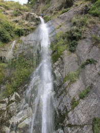 Partie inférieure Oturaki Creek