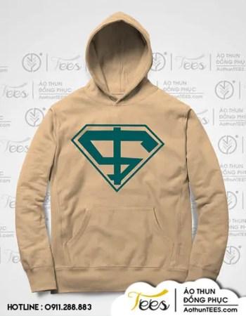 Áo hoodie siêu nhân trường Học viện tài chính AOF - ao-hoodie