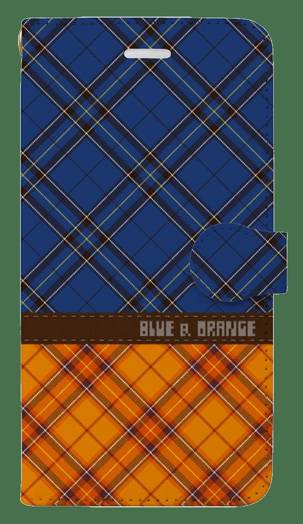 あおとえまオリジナルデザイン手帳型スマホケース