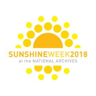 Sunshine Week 2018 logo