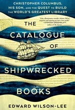 Edward Wilson-Lee, The Catalogue of Shipwrecked Books